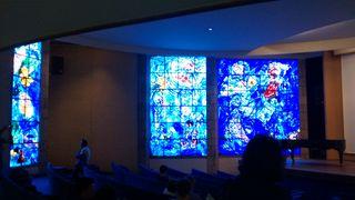 3 vitraux