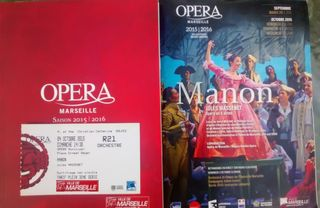 Manon de Jules Massenet