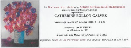 Invitation Exposition.