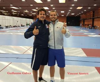 Guillaume et Vincent