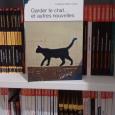 Le chat...étagères
